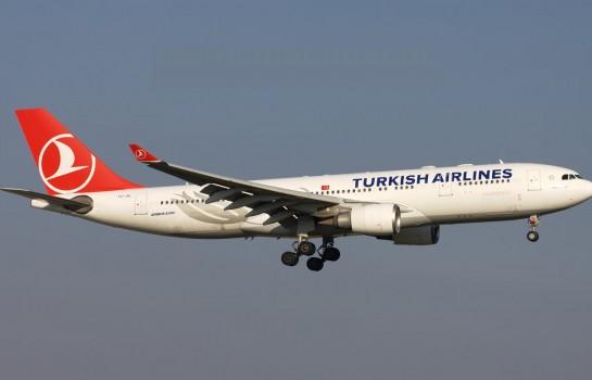 Turkish Airlines s'envole vers les Comores , A330-200
