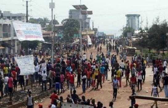Résurgence de la crise postélectorale en Guinée