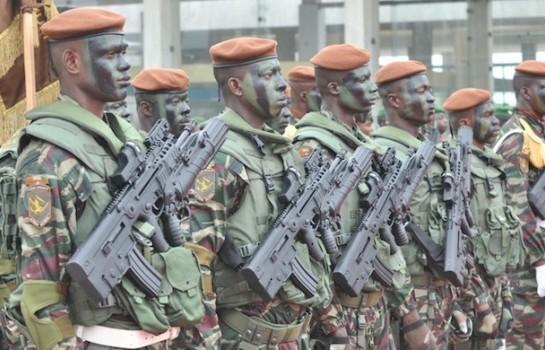 L' armée ivoirienne lance l'opération