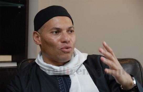 Karim Wade annonce son retour au pays