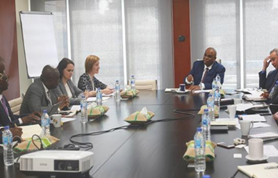 Afreximbank et Russian Export Centre Group  , prêtes à collaborer pour développer l'aviation civile en Afrique