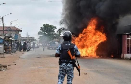 Arrestation des présumés auteurs des troubles de M'bahiakro — Côte d'Ivoire