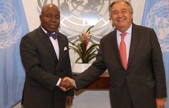 Décès à New-York de l'ambassadeur de Côte d'Ivoire à l'ONU
