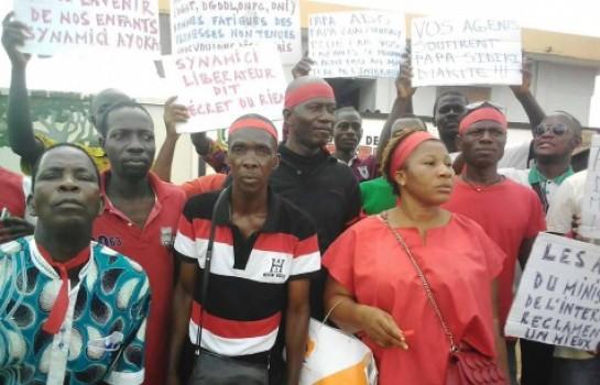 A Gagnoa, des agents des sous-préfectures et préfectures entement une grève