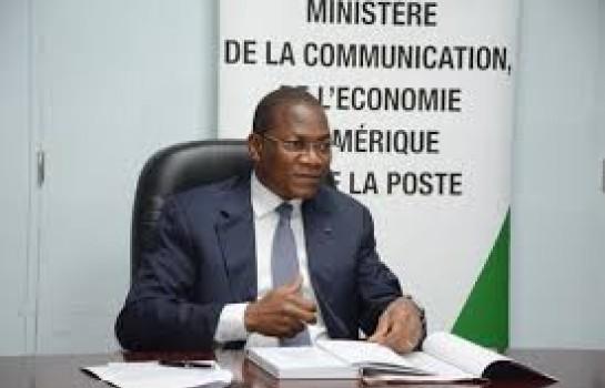Ministre de la communication de Cote dIvoire
