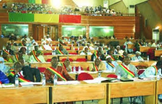 CVJR au Mali