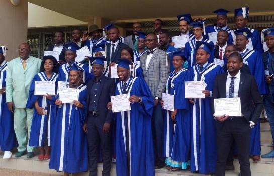 EAMAC, 28 contrôleurs aériens africains couronnés