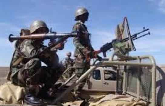 L'armée malienne déployée à Kidal