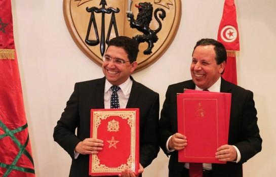 Aviation civile: Le Maroc signe deux accords de coopération avec la Tunisie