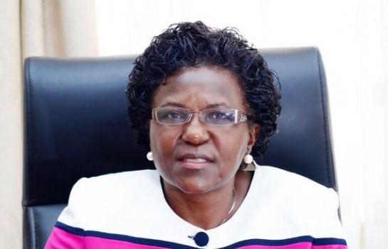 Ouganda, Monica Ntege Azuba ,ministre ougandaise des Travaux publics et des Transports