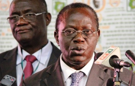 Le Pr Niamkey Koffi limogé de l'IGE