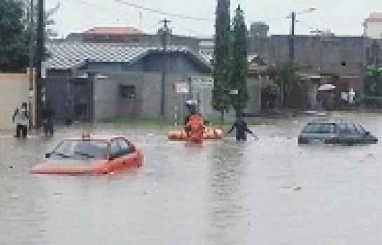 Les pluies diluviennes ont fait deux morts