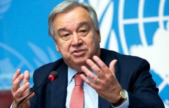 Antonio Guterres condamne la tentative de putsch au Gabon