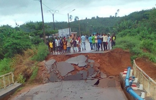 La France veut aider la Côte d'Ivoire à éviter les conséquences des inondations