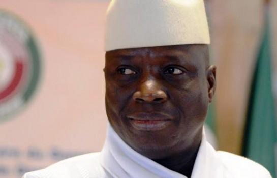 Yahya Jammeh indésirable à Malabo