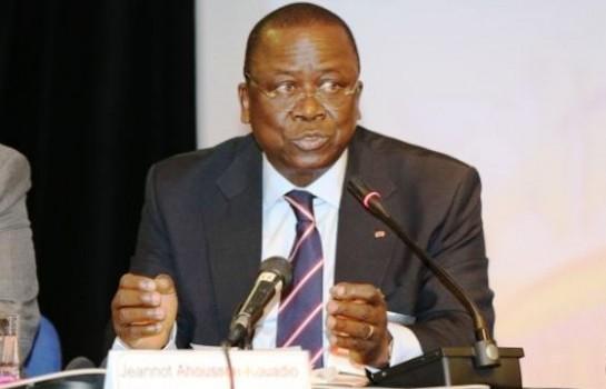 Ahoussou Jeannot dénonce une cabale contre le PDCI
