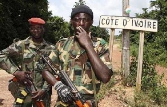 Des militaires pro-Gbagbo extradés du Liberia pour avoir attaqué à la frontière ivoiro-libérienne