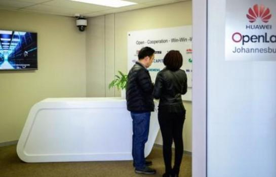 Huawei s'intalle en Afrique du Sud