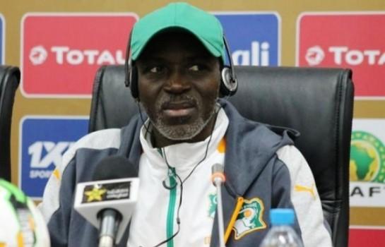 Ibrahim Kamara, nouveau sélectionneur des Eléphants