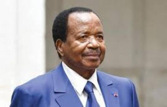Paul Biya annonce sa candidature pour un 7e mandat