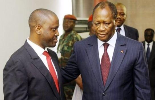 L'ultimatum d'Alassane Ouattara à Guillaume Soro