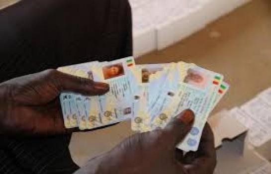 42% de carte d'électeurs distribuées au Mali