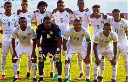 Les Éléphants occupent la 13e place africaine au Classement FIFA
