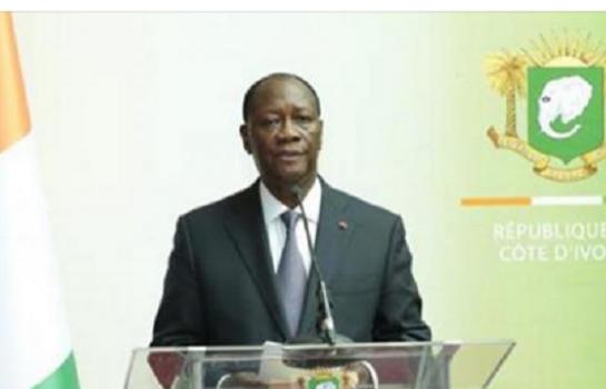 Alassane Ouattara précise que le reforme de la CEI concerne les élections de 2020
