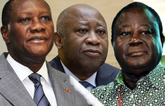 Ouattara, Gbagbo, Bédié, menaces sur l'élection présidentielle de 2020
