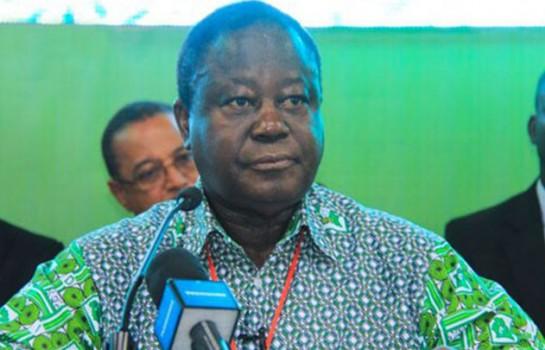 Henri Konan Bedié, Pdt du PDCI