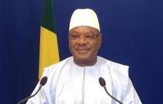 IBK demande la voix de la jeunesse malienne pour le 2è tour