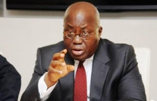 Nana Akufo-Addo procède à un remaniement ministériel