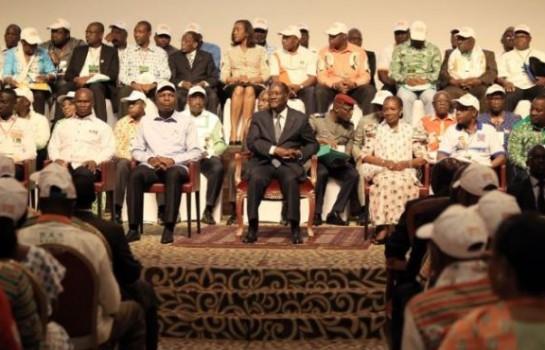 RHDP, Albert Toikeusse Mabri fait reculer le RDR