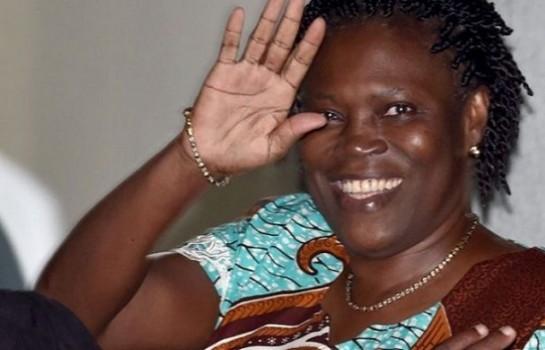 Simone Gbagbo en liberté