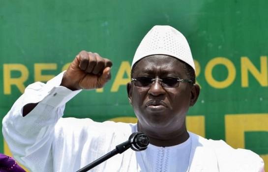 Soumaïla Cissé appelle à ds manifestations contre la victoire de IBK