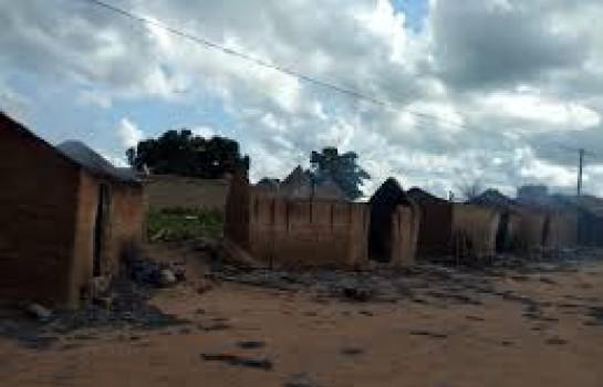Attienkaha,un village près de Katiola incendié