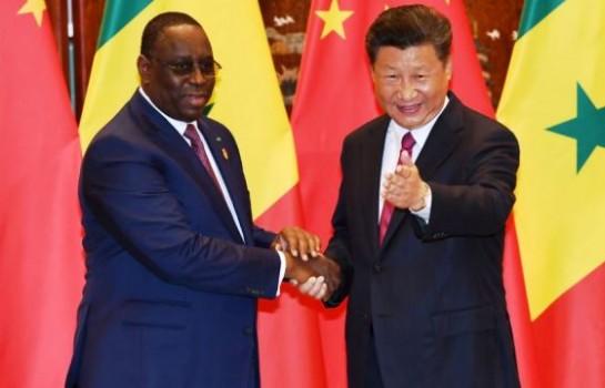 Xi Jinping et Macky Sall en avant pour la coopération sino-africaine