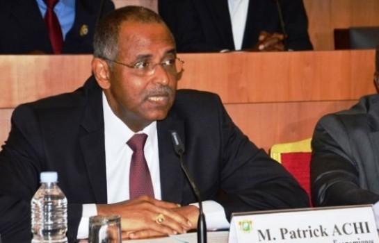 Patrick Achi, candidat PDCI - RHDP au Régionales