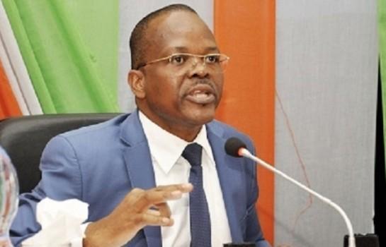 Alain Lobognon soutient la candidature de Tehfour Koné aux municipales à Abobo