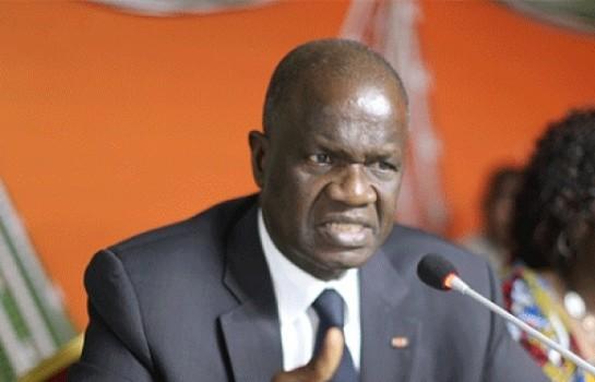 Amadou Soumahoro, patron des députés ivoiriens
