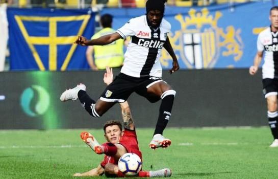 Gervinho marque un somptueux  but contre cagliari