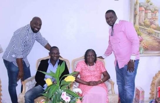 Pat Sacko  Yodé et Siro chez Simone Gbagbo