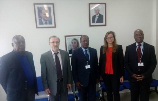 EDS  :Elections locales - Vincent DE HERDT et George Armand Ouegnin EDS évoquent les élections locales en Côte d'Ivoire