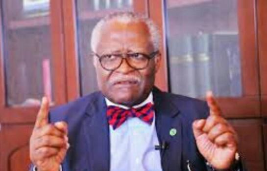 Akere Muna, critique le processus électoral camerounais
