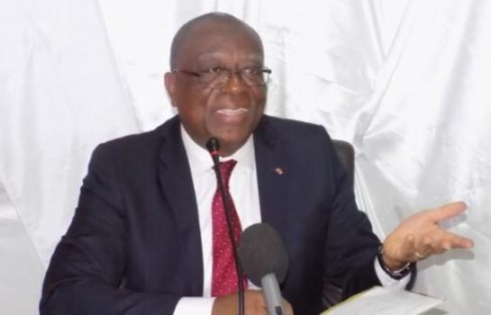 Georges Ezaley, maire sortant de Grand-Bassam