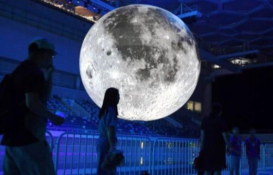 Une lune artificielle made in China en orbit en 2020