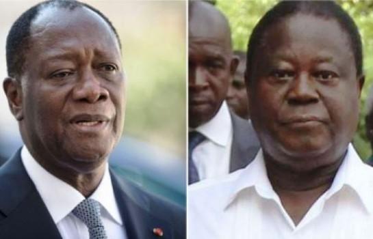 Bédié invite Ouattara a être démocratique