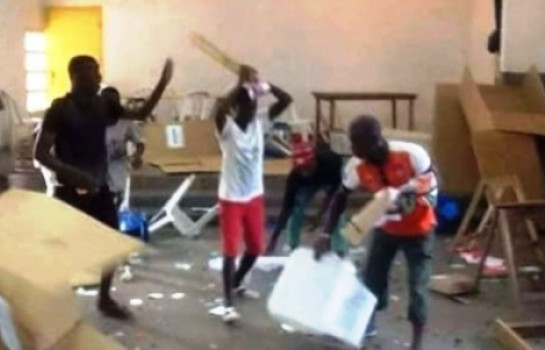 Violences électorales, l' ambassade américaine lance l'alerte