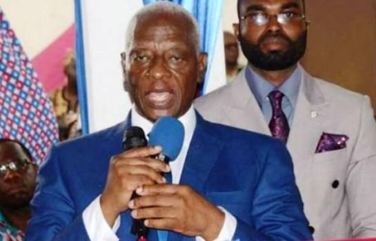 Sangaré rejette d'ores et déjà les résultats des élections locales