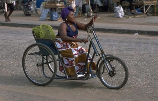 Les handicapés se battent pour gagner leur pain